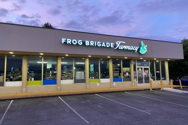 Frog Brigade Farmacy Coupons and Deals