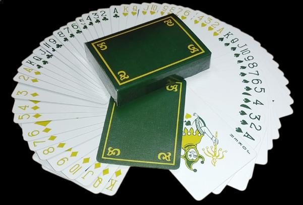 54 custom Playing Cards