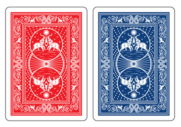 customized poker playing cards