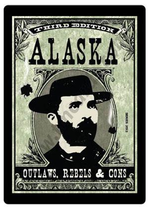 Alaska Personalized Playing Cards