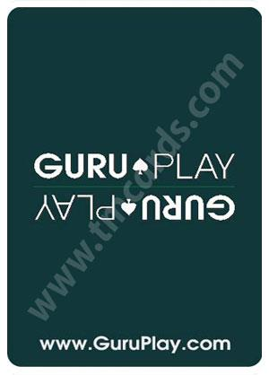Guru Play Personalized Playing Cards