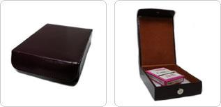 buy leather playing card packaging