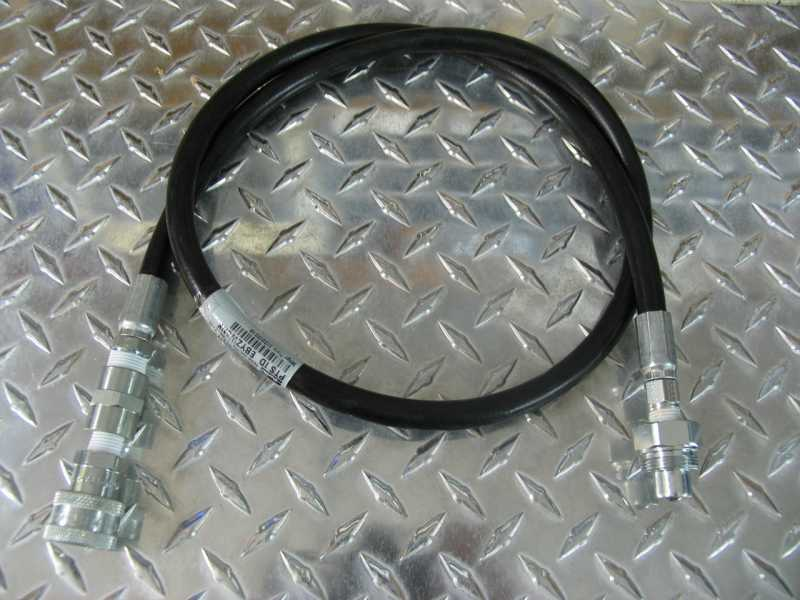 """Hydraulic Extension hose -  48"""" Includes all fittings"""