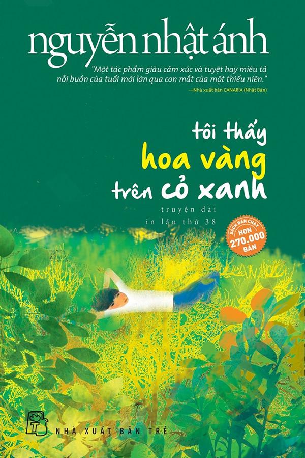 Toi Thay Hoa Vang Tren Co Xanh - Nguyen Nhat Anh