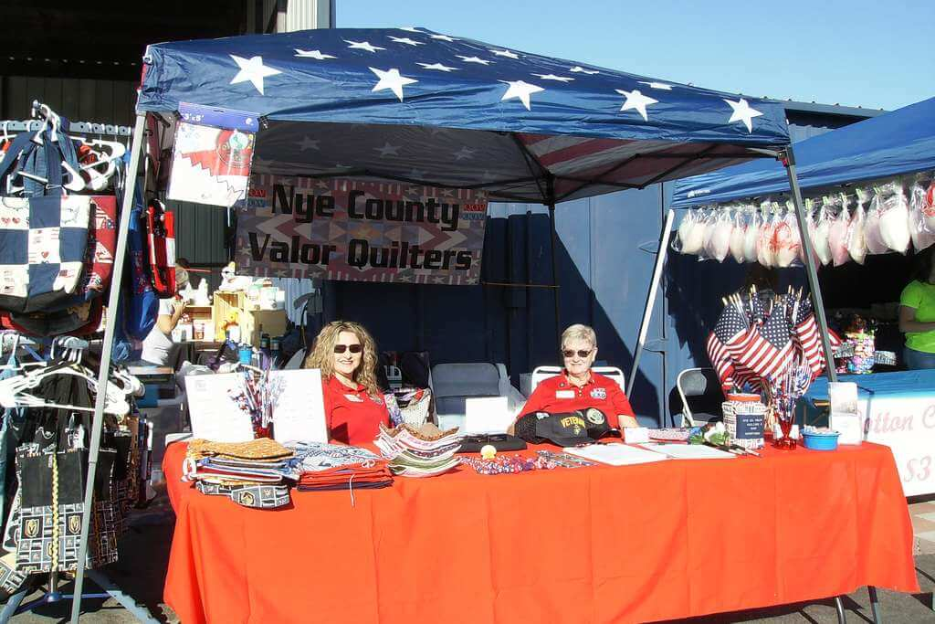 Nye County Valor Quilters