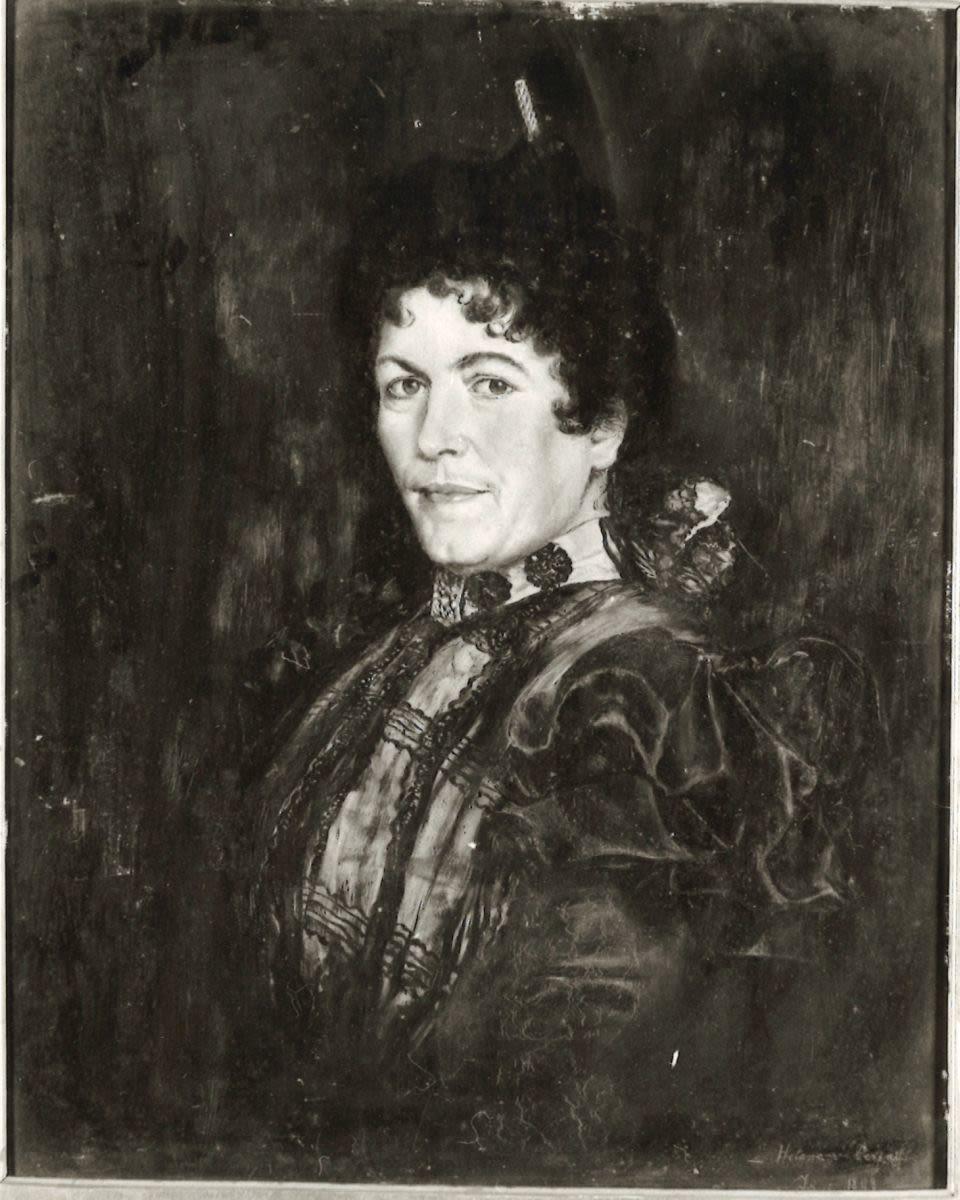 Magda Irschick (Freifrau von Perfall)