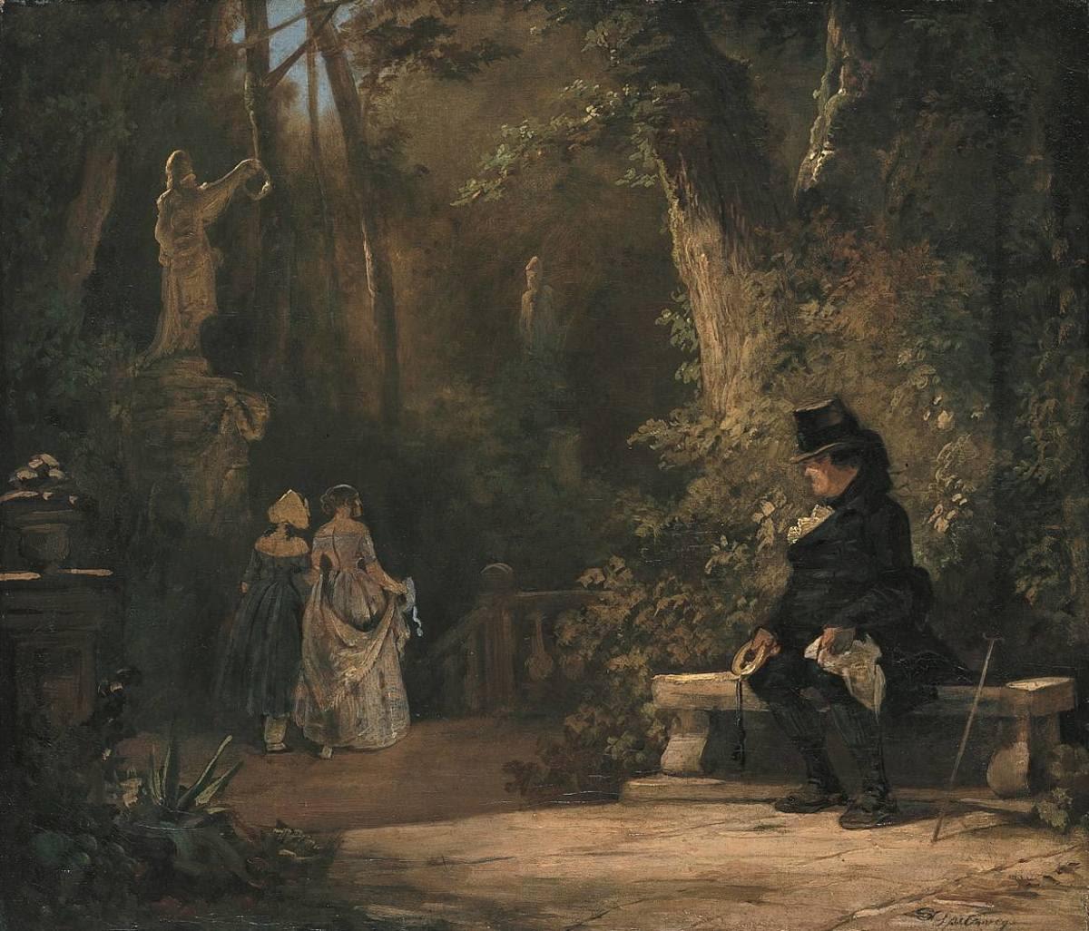 Der Witwer