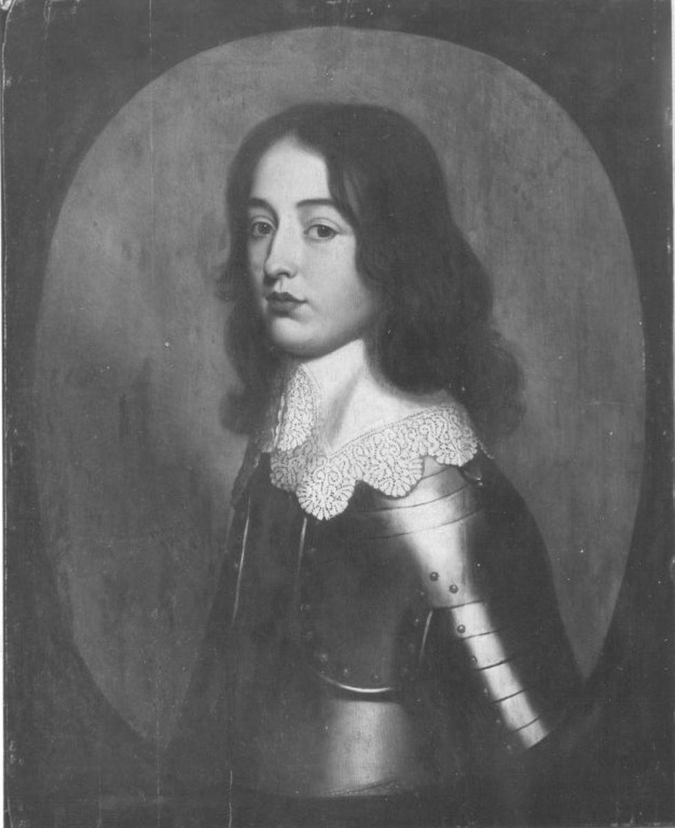 Bildnis des Philipp, Prinz von der Pfalz (1627-1650) (wohl)