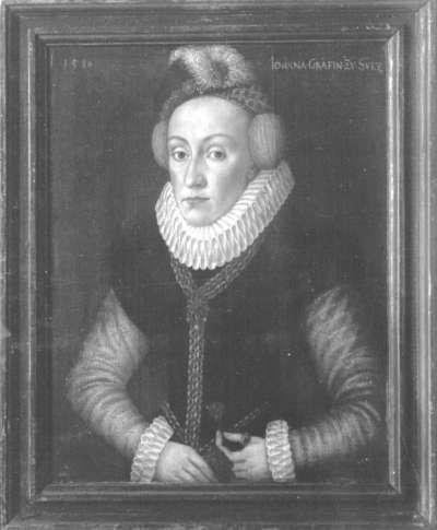 Bildnis der Johanna von Sulz
