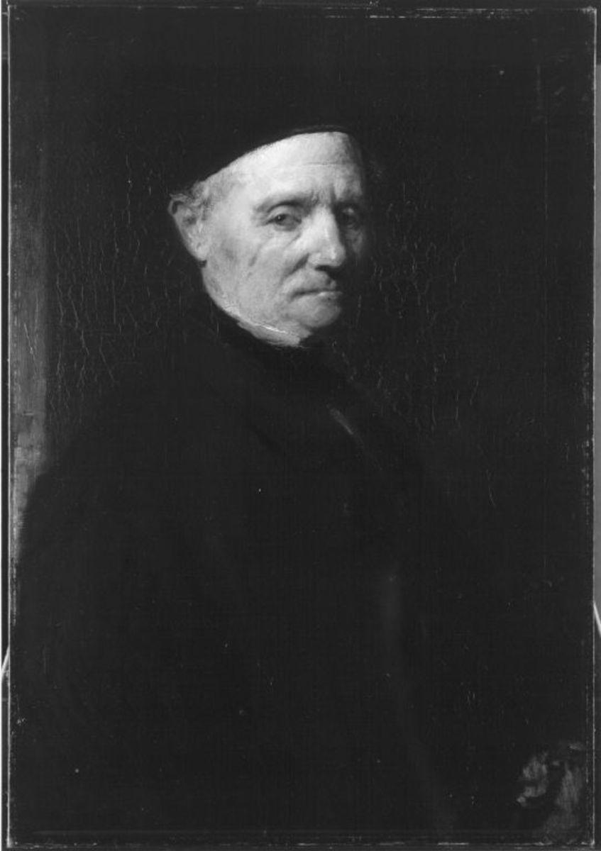 Adolf von Marées, der Vater des Künstlers