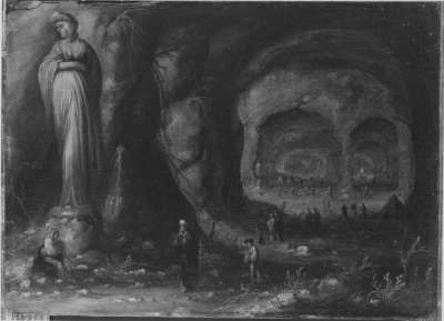 Grottenszene