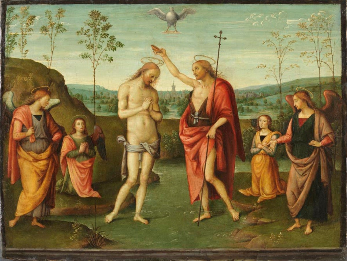 Die Taufe Christi