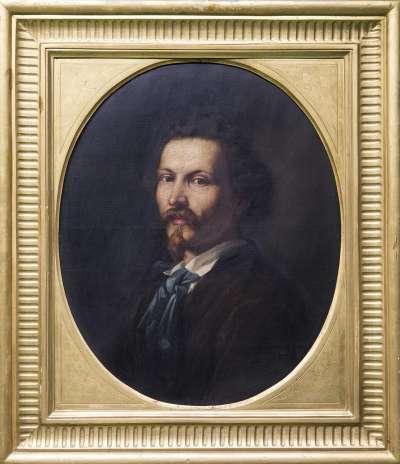 Bildhauer Karl Voss