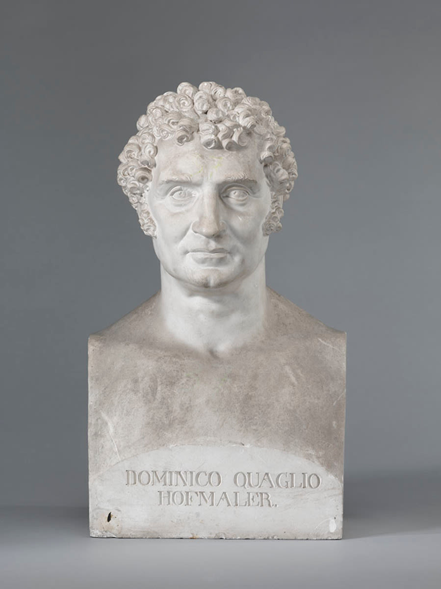 Der Architekturmaler Domenico Quaglio (1787 - 1837)
