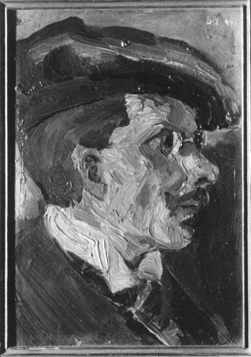 Der Maler Max Fleck