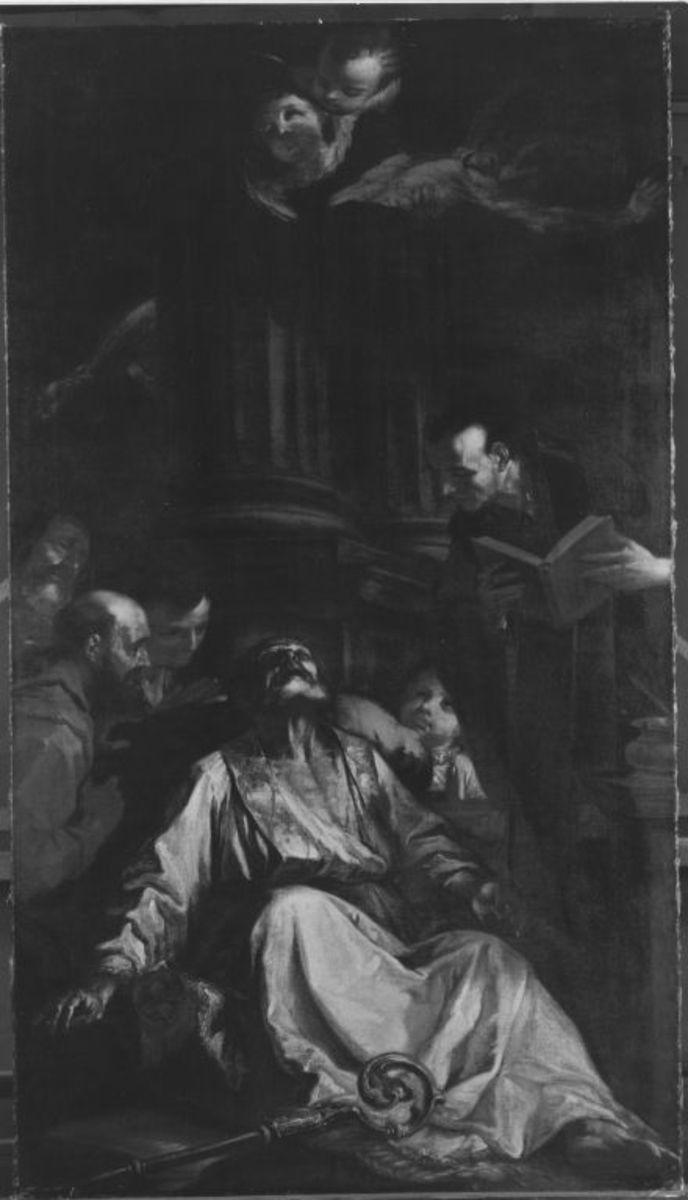 Tod des hl. Martin