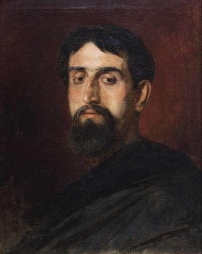 Kopf eines Römers (Studie)