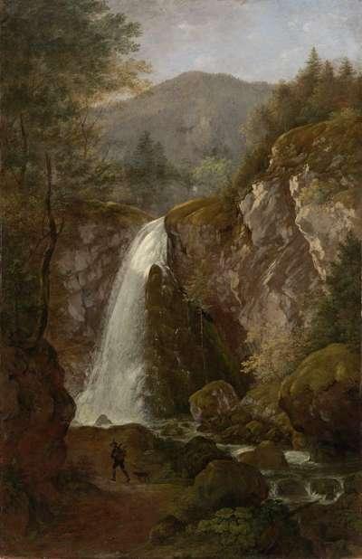 Der Wasserfall von Golling