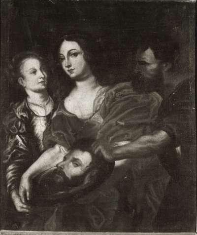 Salome mit dem Haupt des hl. Johannes