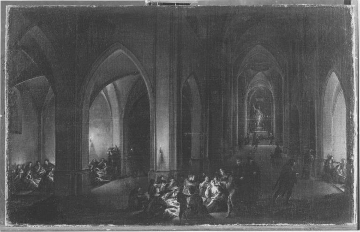 Gotische Kirchenarchitektur