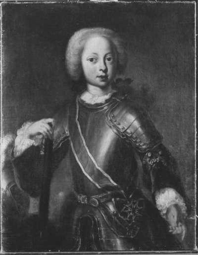 Junger bayerischer Prinz
