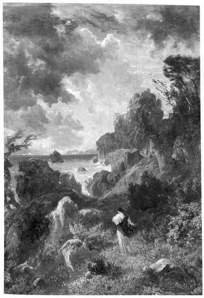 Sappho (Skizze)