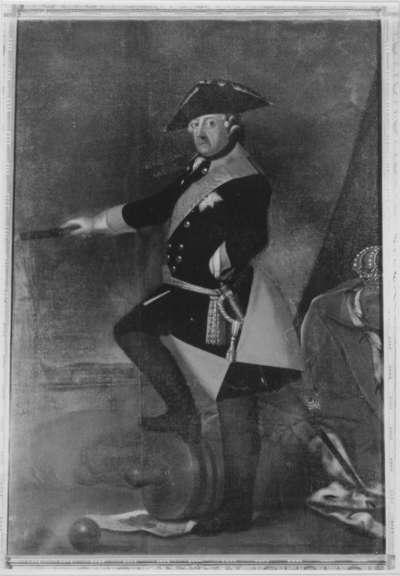König Friedrich II. der Große von Preußen