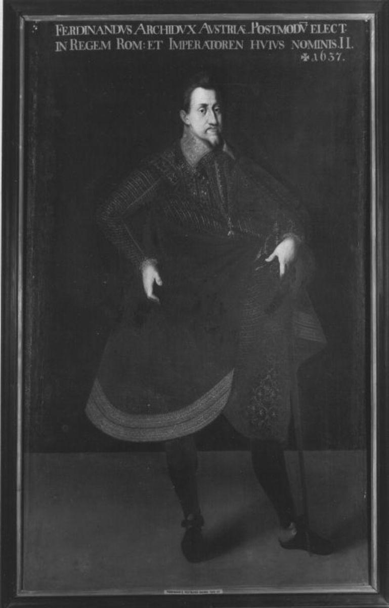 Kaiser Ferdinand III. (nach spanischem Vorbild)