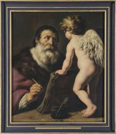 Der Evangelist Matthäus