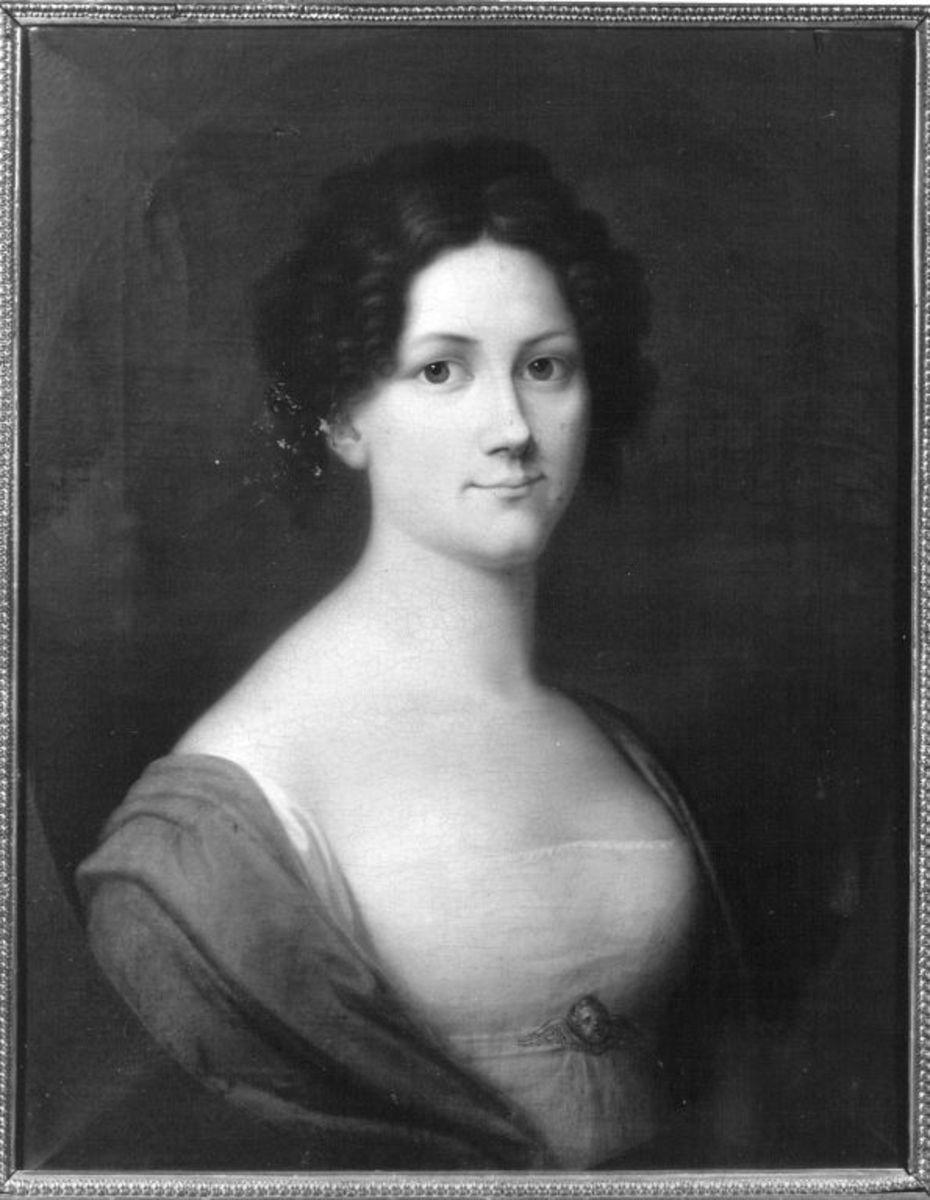 Bildnis einer Dame (nach Gerhard von Kügelgen)