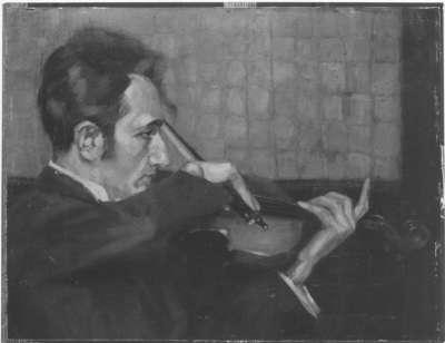 Der Geiger Walter Bud