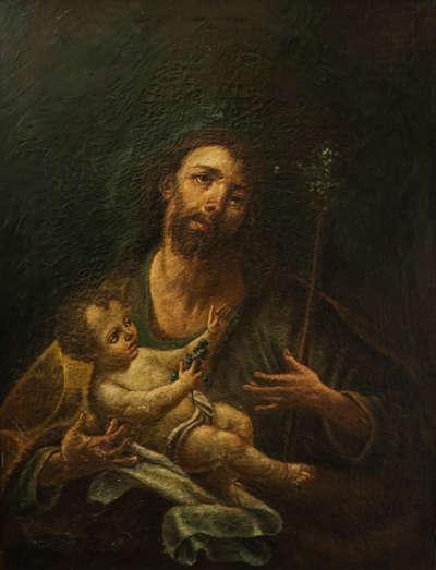Hl. Joseph mit Jesuskind