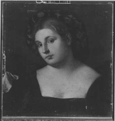 Bildnis einer Dame (nach Pordenone)