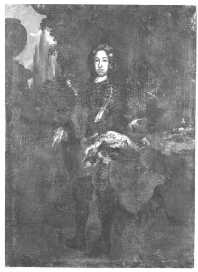 Clemens August, Sohn des Kurfürsten Max Emanuel
