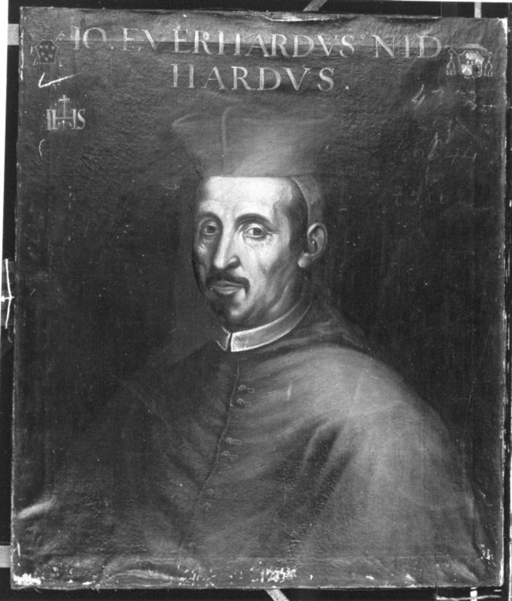 Jesuitenkardinal I o. Eberhard Nidhardus