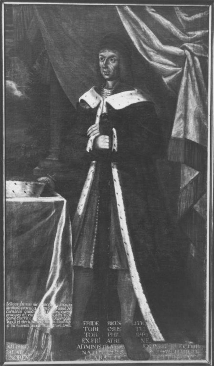 Friedrich I. der Siegreiche, Pfalzgraf bei Rhein, Herzog von Bayern,  Kurfürst von der Pfalz (1425-1476)