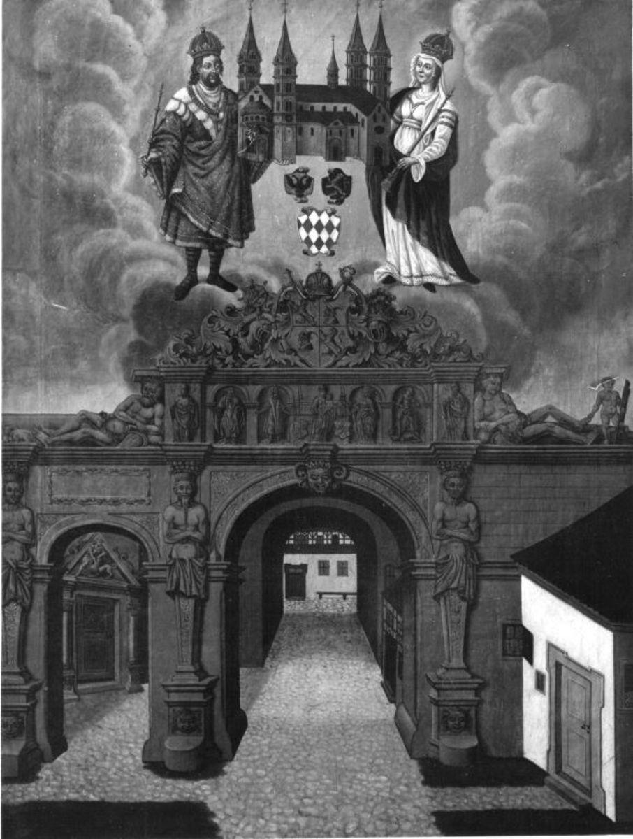 Alte Hofhaltung zu Bamberg