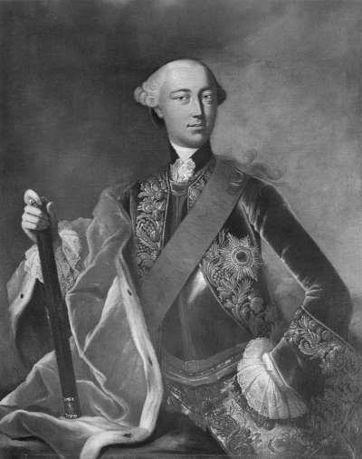Markgraf Carl Alexander von Ansbach