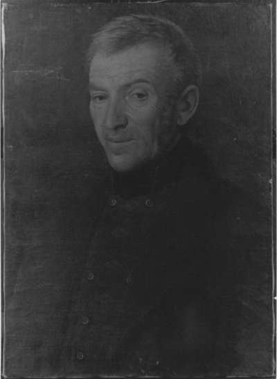 Bildnis eines grauhaarigen Mannes