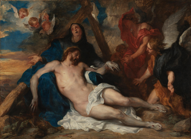 Die Beweinung Christi