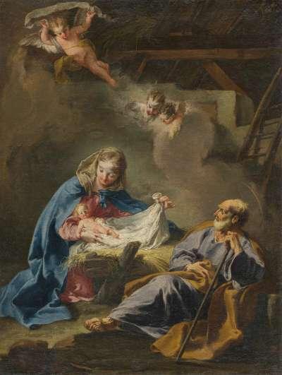 Die Geburt Christi