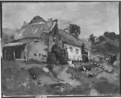 Schottische Farm