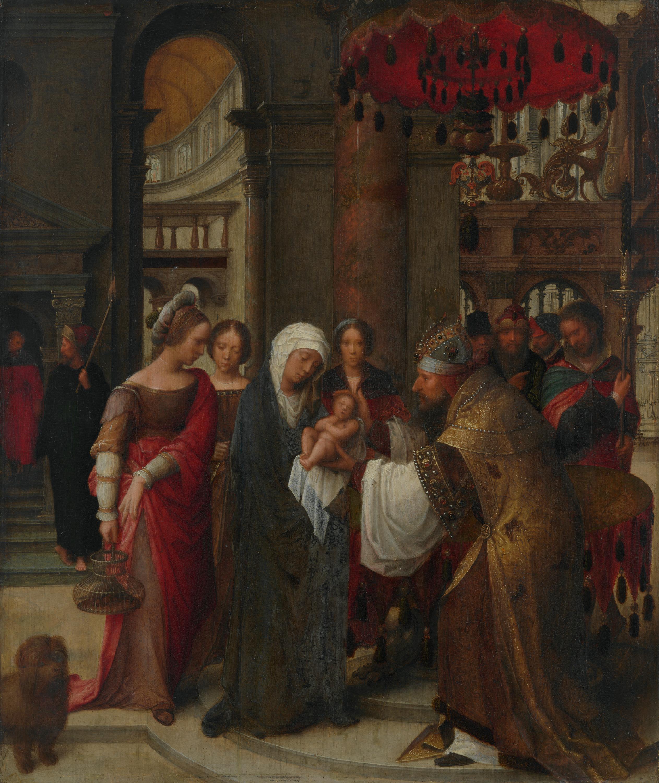 Darbringung Christi im Tempel