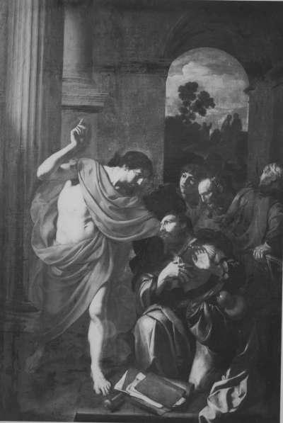 Christus erscheint Jakobus