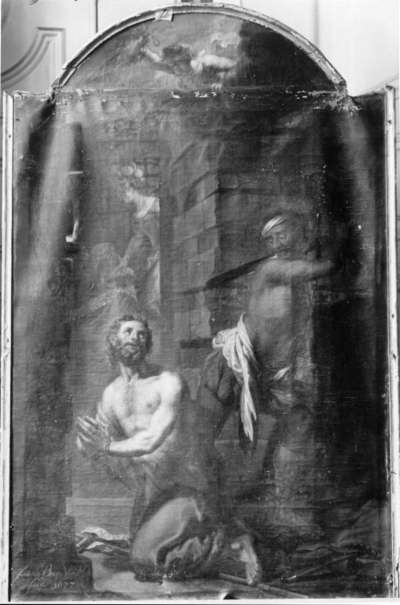Enthauptung Johannes des Täufers
