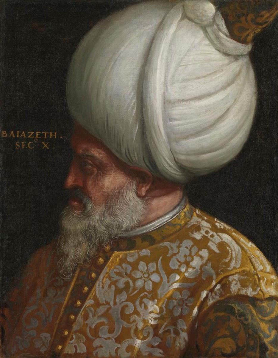 Sultan Bajozeth II.