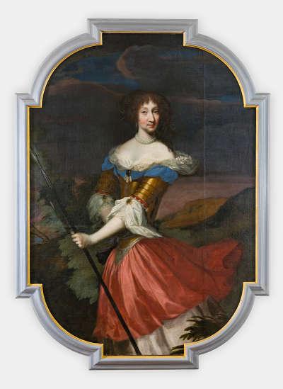 Gräfin von Caselette