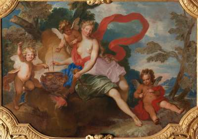 Venus Pfeile vergiftend