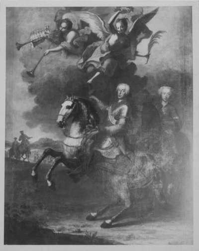 Reiterbildnis des Kurfürsten Karl Albrecht von Bayern