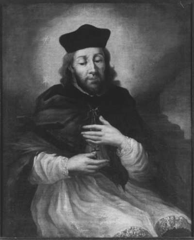 Der hl. Johann Nepomuk